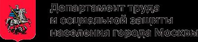 Логотип УСЗН Москвы